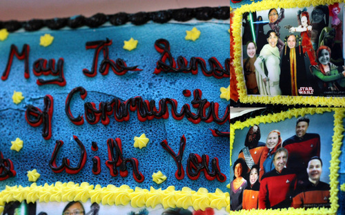 Recognition Ceremony 2011 Cake