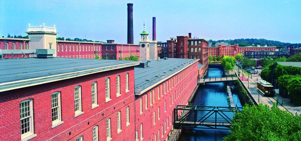 Canals: A UMass Lowell Admissions Blog