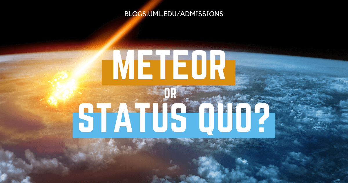 umass lowell presidential poll rather die by meteor