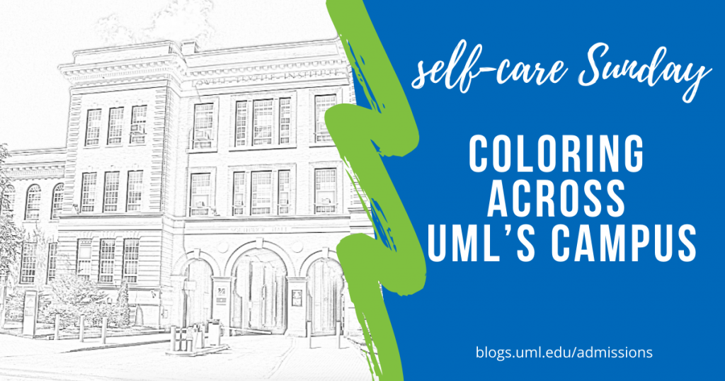 color the uml campus
