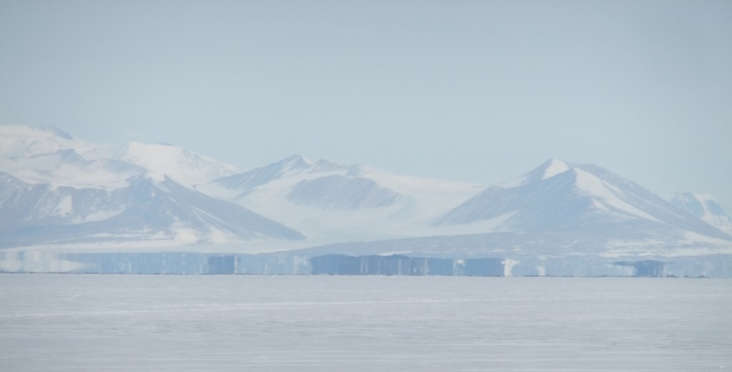 Fata Morgana viewed from McMurdo