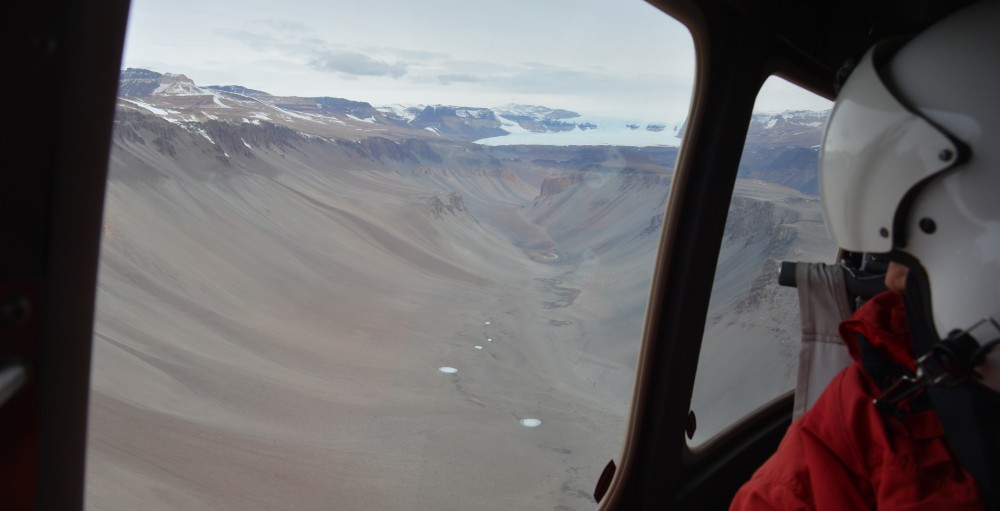 Antarctic Dry Valleys 2015