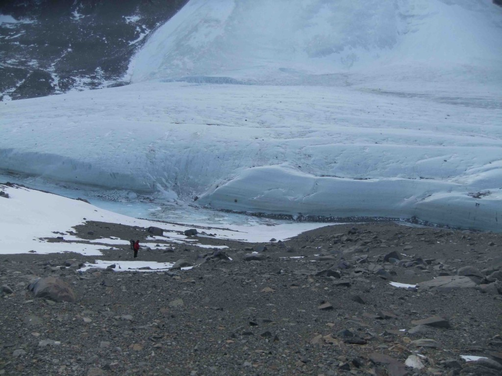 Jay and Suess Glacier