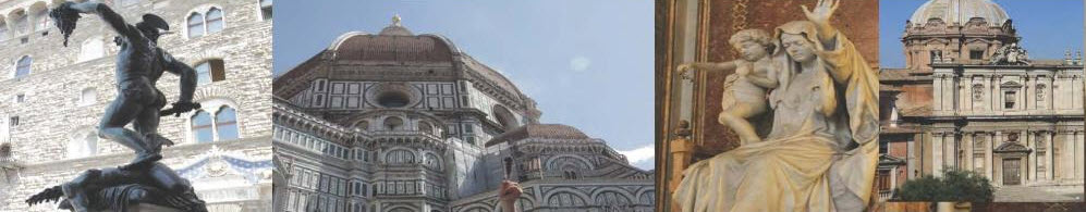 Florence, Rome and Venice, Italy: Studio Workshop and Aesthetics in Art With UMass Lowell 2015