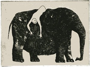 Edward Gorey artwork