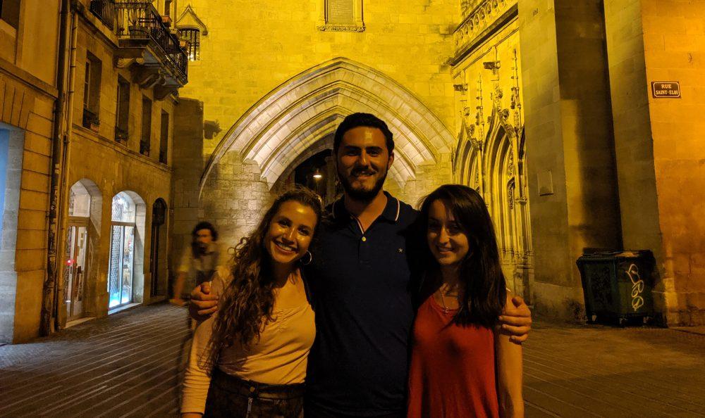 Bordeaux & Pau, France: Global Correspondent