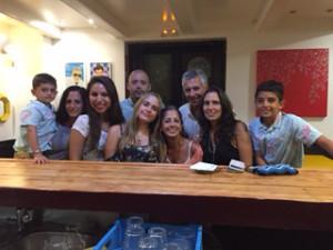 Mi familia, vecinos, y yo
