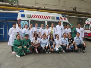 Shandong University Emergency Department