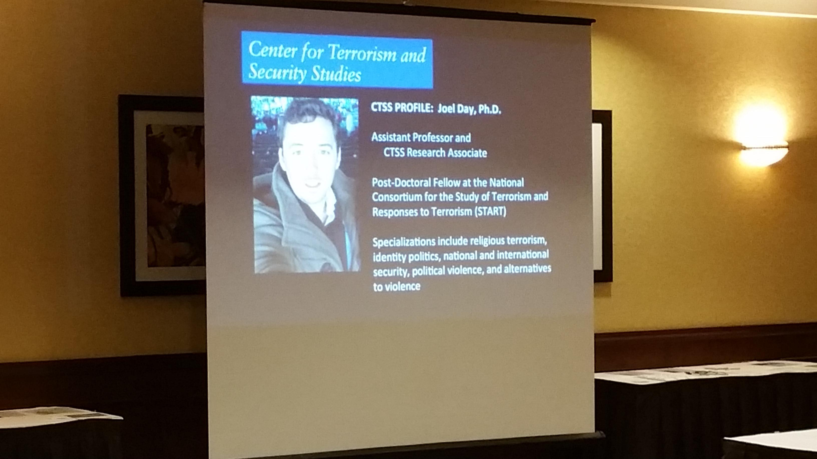 a study of international terrorism