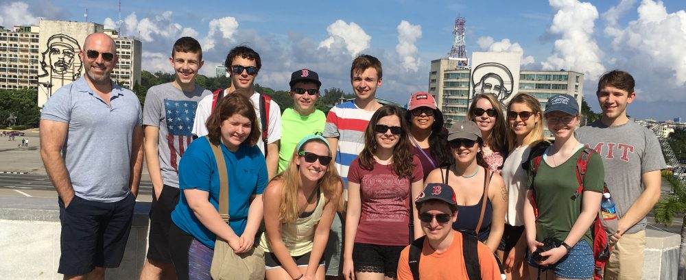 UMass Traveling Seminar: Cuba – Perceptions & Realities