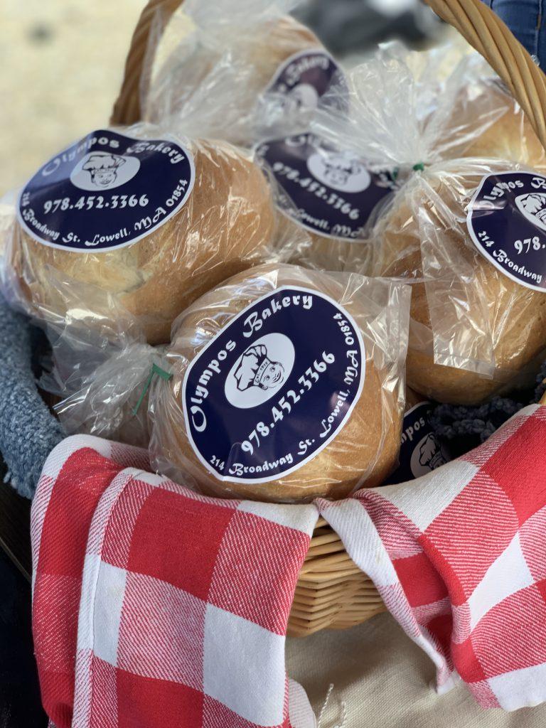 Olympos Bakery Bread