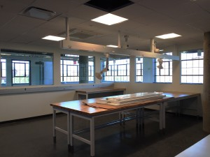Prototype Lab Interior