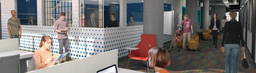 UMass Lowell Innovation Hub (iHub)