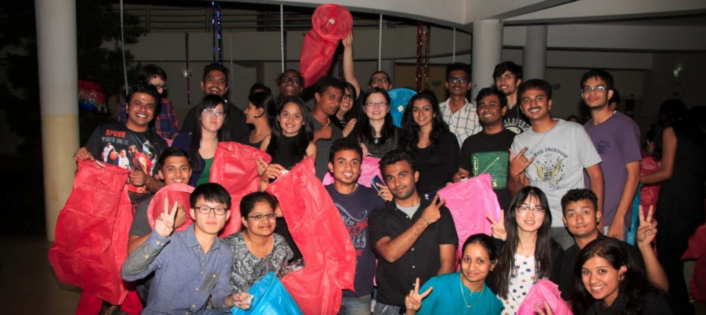 "Study Abroad in India: ""Global Entrepreneurship & Innovation"""