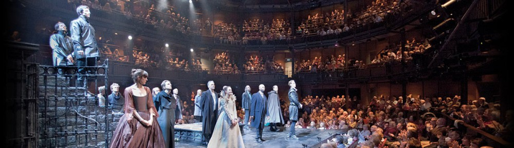 London, England: Creating Shakespeare, Then and Now 2016
