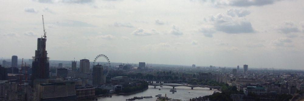 London: Global Correspondent, Summer 2017