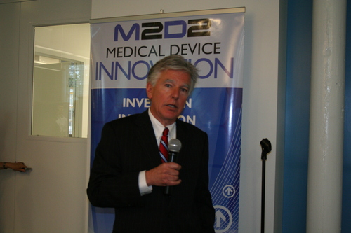 Marty Meehan, Umass Lowell Chancellor (2).JPG