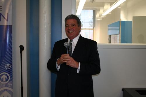 Robert Caret, Umass President.JPG