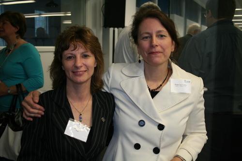 Ruth Dubey and Renae Lias-Claffey, M2D2.JPG