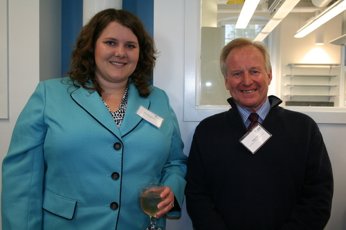 Wendy Zimbone, M2D2 and Roger Hall, Umass Lowell.JPG