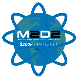 Join us on April 10 as we announce the winner of the 7th annual M2D2 $200K Challenge!