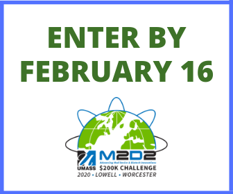 Enter the 2020 M2D2 $200K Challenge by February 16