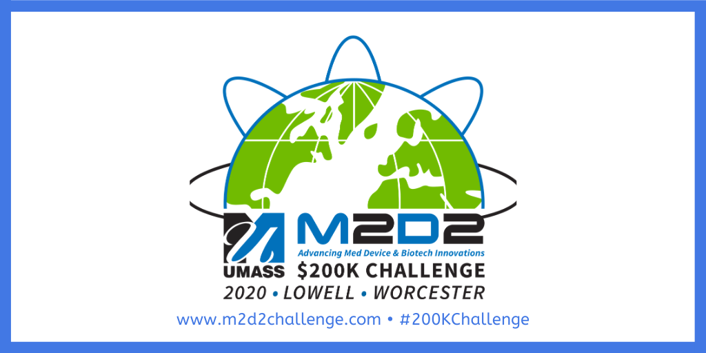 15 Finalists have been named in the 2020 M2D2 $200K Challenge.
