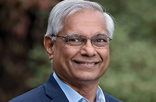 Raj Melville is Executive Director of the Deshpande Foundation, sponsor of the first M2D2 International MedTech Forum