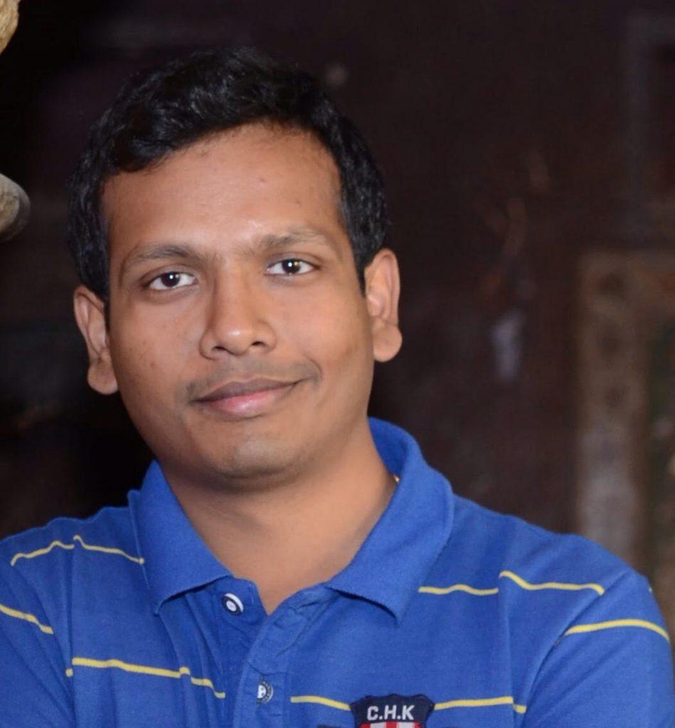 Nesa Medtech Founder & CEO Sreekar Kothamachu