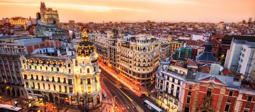 Madrid Spring Break: The Fight for Madrid