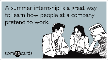 Thalia internship photo