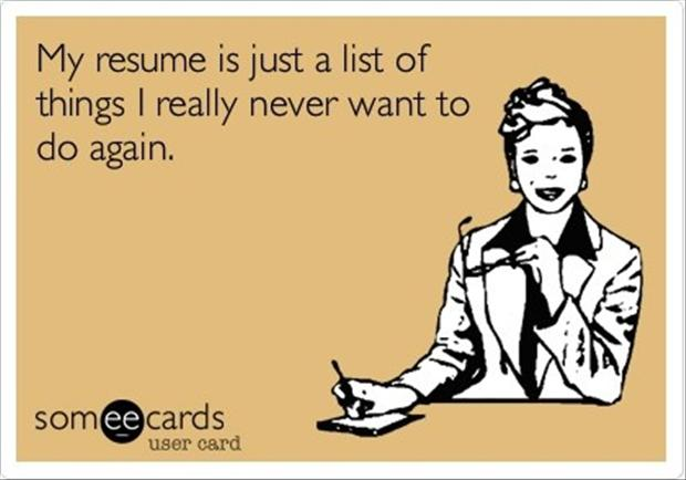 funny-resumes