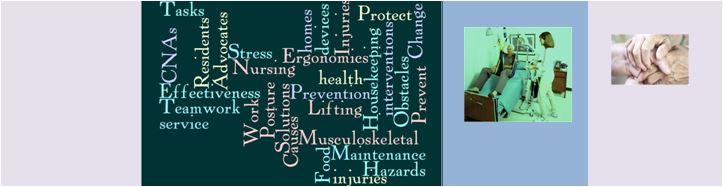 UMass Lowell Nursing Home Ergonomics Training Project