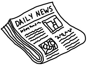 Image result for newspaper cartoon