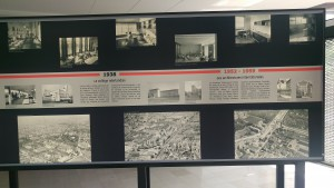 Historical Timeline about the Cite U