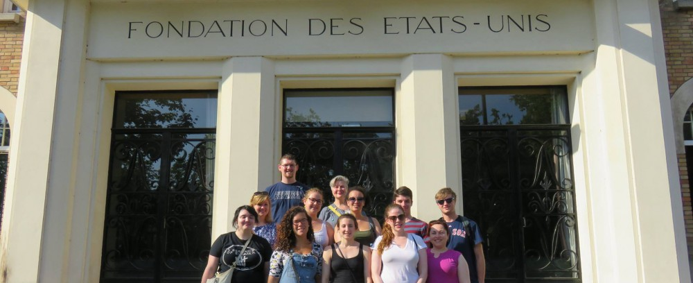 Paris, France: Comparative Arts and French Cinema and Society With UMass Lowell 2015