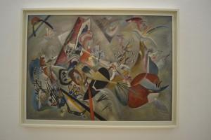 Im Grau 1919 Vassily Kandinsky