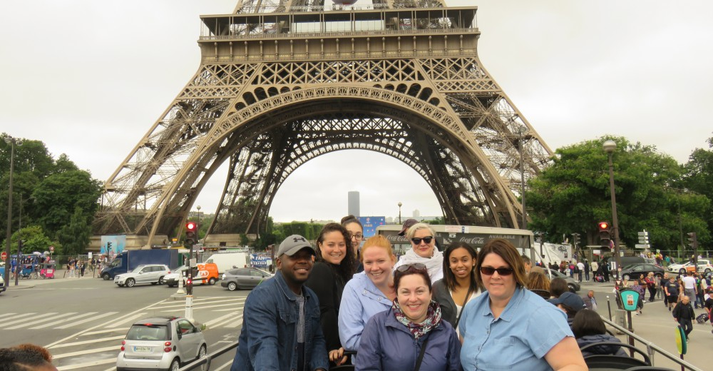 Paris, France: Modernism in French Art & French Cinema and Society with UMass Lowell 2016