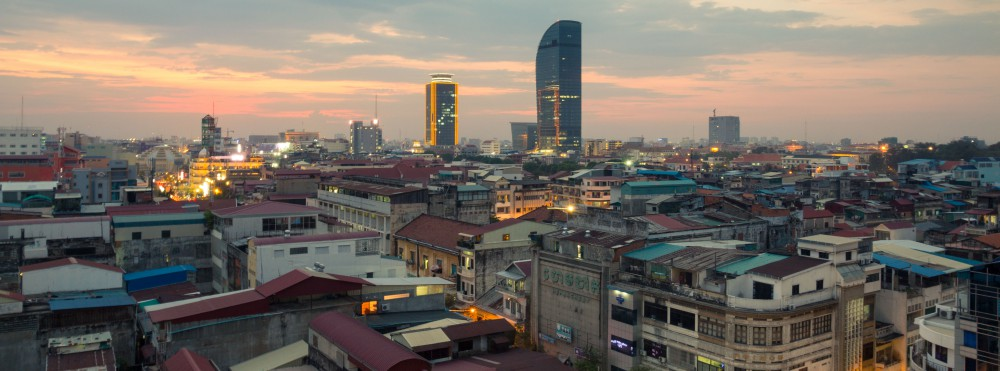 Phnom Penh, Cambodia: Special Topics in Southeast Asian Studies With UMass Lowell 2015