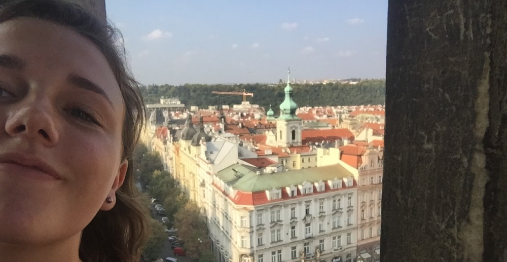 Studies Abroad in Prague, Fall 2016