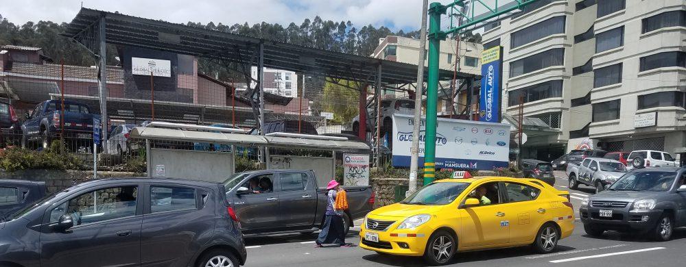Quito, Ecuador: Global Correspondent - UMass Lowell
