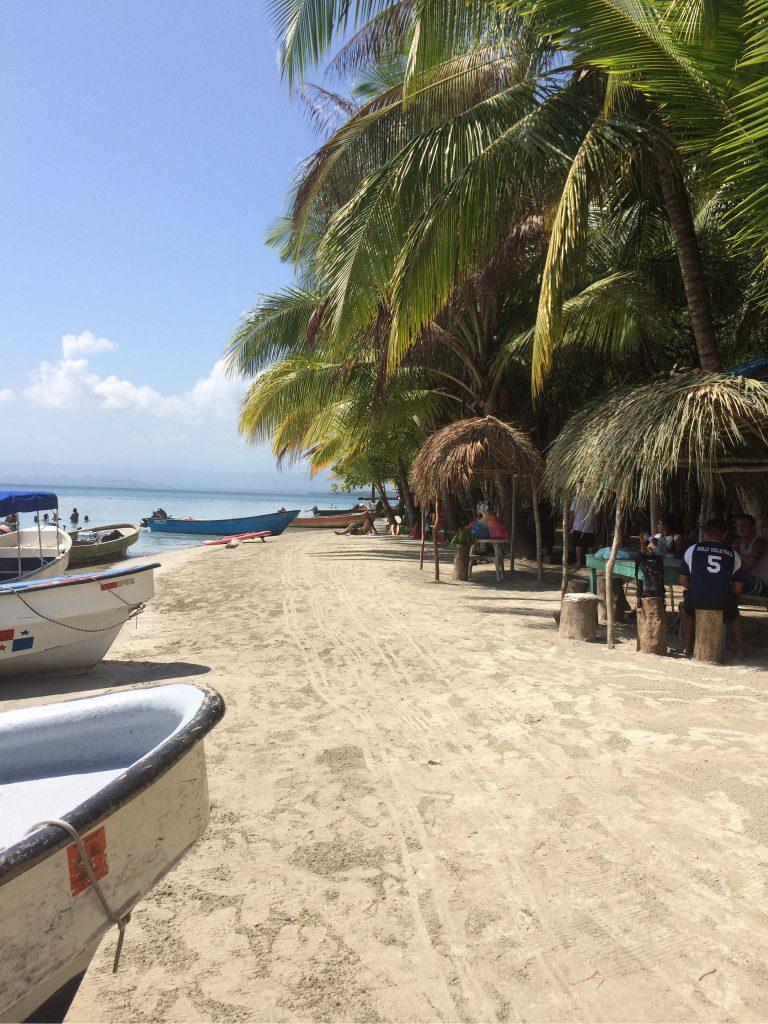 A beach in San Jose, Costa Rica