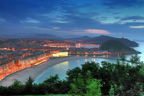 San Sebastian, Spain: Spanish  and Basque Cultural Immersion With UMass Lowell 2015