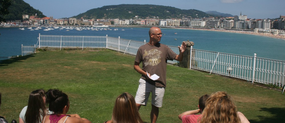 San Sebastian, Spain: Honors Special Topics: Basque Cultural Immersion 2016