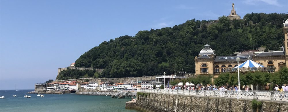 San Sebastian: Global Correspondent Summer 2018