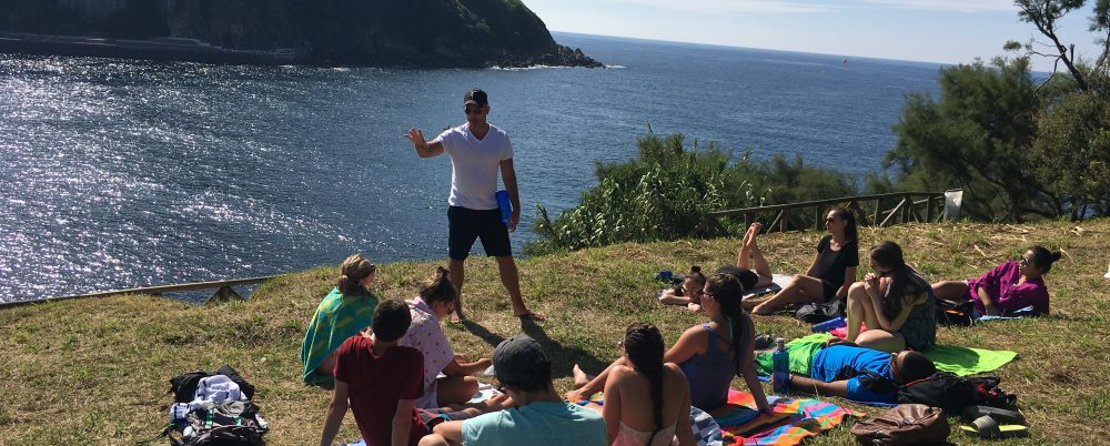 San Sebastian, Spain: Honors Special Topics: Basque Cultural Immersion 2018 Session 2