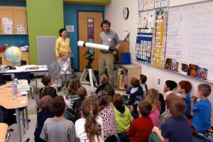 guest teachers present design challenge