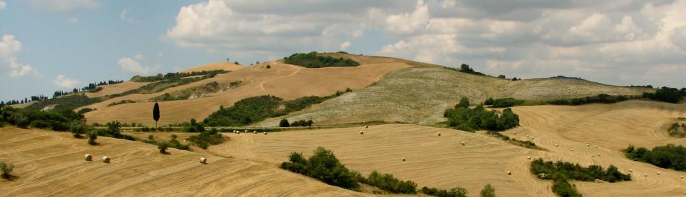 Singing in Tuscany, Italy 2016