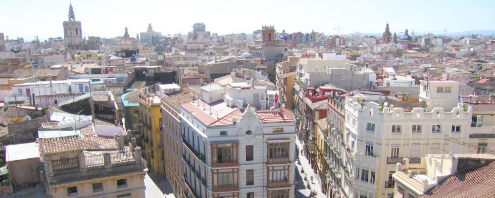Interning in Valencia, Spain